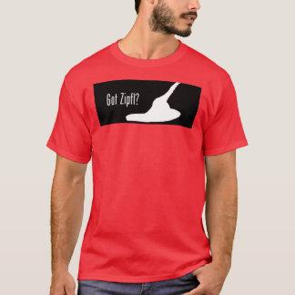 得られたZipflか。 Tシャツ
