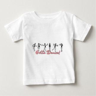 得られる踊るために! ベビーTシャツ