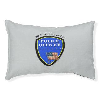 得意気に役立っている警察
