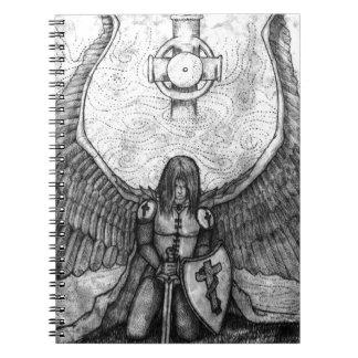復讐の天使のノート ノートブック