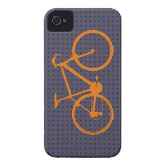 循環するオレンジバイク Case-Mate iPhone 4 ケース