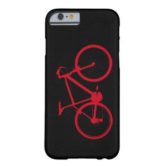 循環する赤いバイク BARELY THERE iPhone 6 ケース