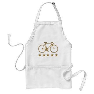 循環の-サイクリスト-バイク- BMX -スポーツ スタンダードエプロン