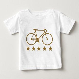 循環の-サイクリスト-バイク- BMX -スポーツ ベビーTシャツ