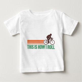 循環(男性) ベビーTシャツ