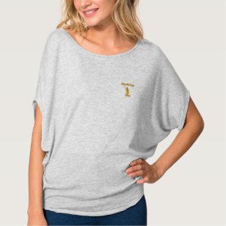 微生物学のひよこ Tシャツ