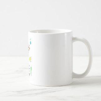 微生物 コーヒーマグカップ