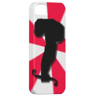 微積分のサル iPhone SE/5/5s ケース