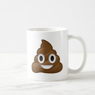 微笑のウンチEmoji コーヒーマグカップ