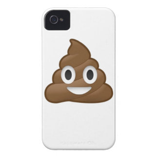 微笑のウンチEmoji Case-Mate iPhone 4 ケース