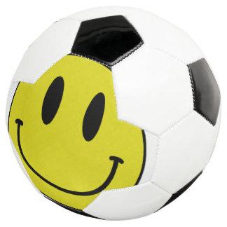 微笑のサッカーボール サッカーボール