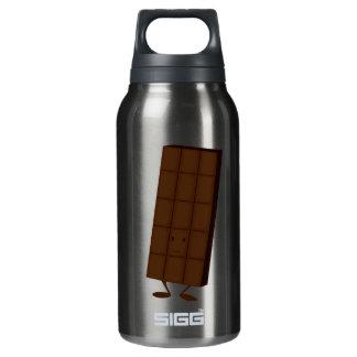 微笑のチョコレート・バー 断熱ウォーターボトル