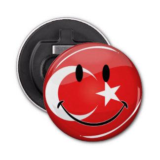 微笑のトルコの旗 栓抜き