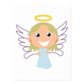 微笑の天使 ポストカード