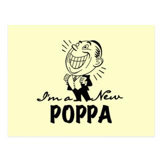 微笑の新しいPoppaのTシャツおよびギフト ポストカード
