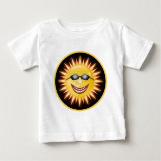 微笑の日光 ベビーTシャツ