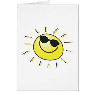 微笑の日曜日 カード