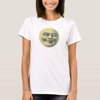 微笑の月 Tシャツ