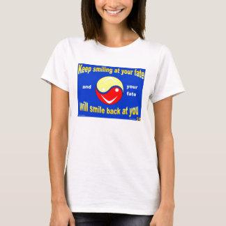 微笑の運命 Tシャツ