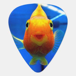 微笑の金魚のギターピック ギターピック