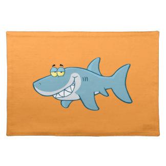 微笑の鮫 ランチョンマット
