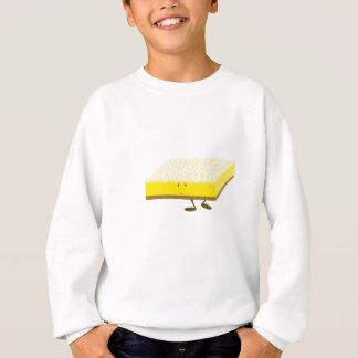 微笑レモンバーのキャラクター スウェットシャツ