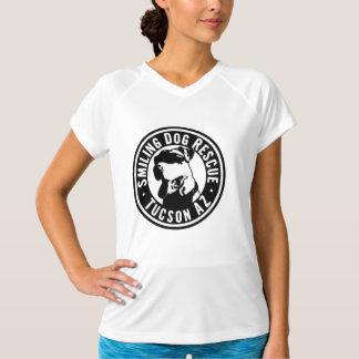 微笑犬の救助 Tシャツ