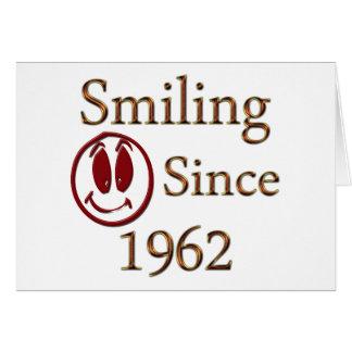微笑 カード