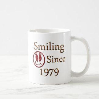 微笑 コーヒーマグカップ