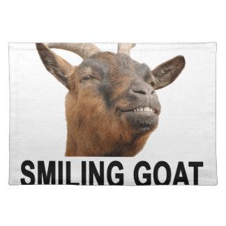 微笑Goat.png ランチョンマット