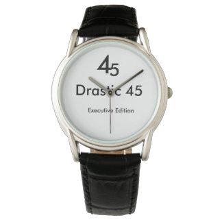 徹底的な45人のエグゼクティブ版腕時計 腕時計