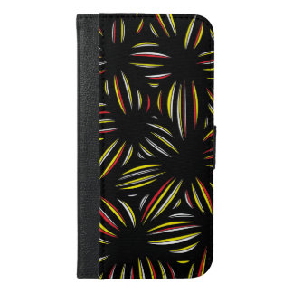 心からの今おもしろいの能動態 iPhone 6/6S PLUS ウォレットケース
