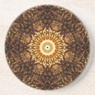 心の曼荼羅の錬金術 コースター