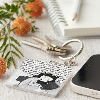 心の雑談Keychain キーホルダー