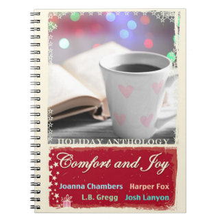 心地よいおよび喜びのノート ノートブック