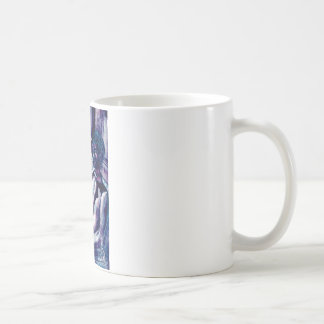 心地よいの熟視 コーヒーマグカップ