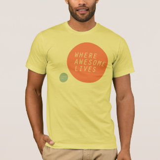 心地よい地帯 Tシャツ