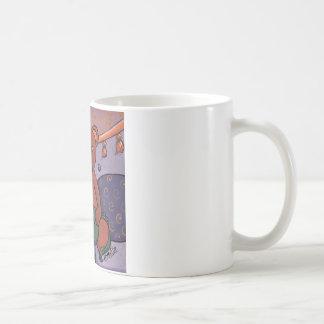 心地よい コーヒーマグカップ