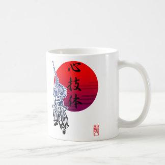 心技体 コーヒーマグカップ