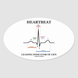 心拍 導くこと 表示器 生命 (ECG/EKG) 卵型シール