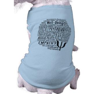 心理学の単語の雲ペット衣類 ペット服
