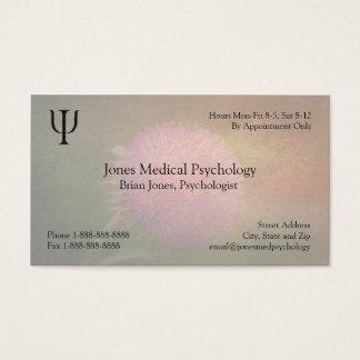 心理学者の名刺 名刺