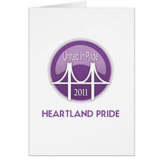 心臓地帯のプライドのギア カード