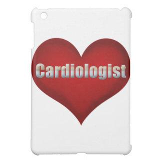 心臓学医の赤いハート iPad MINIケース