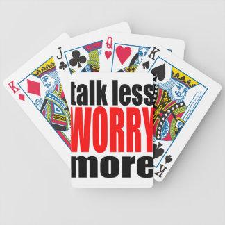 心配した家族のmotheを心配するより少ないより多くの心配を話して下さい バイスクルトランプ