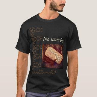 心配のルークの12:25無し Tシャツ