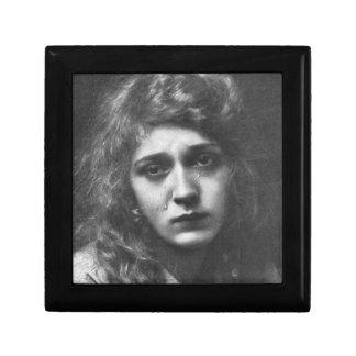 心配の心配のメアリー・ピックフォードの記念品のギフト ギフトボックス