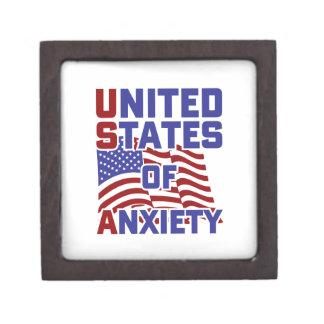 心配の米国 ギフトボックス