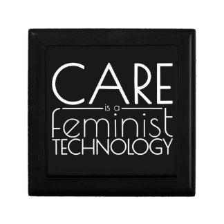 心配は男女同権主義の技術です ギフトボックス