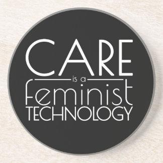 心配は男女同権主義の技術です コースター